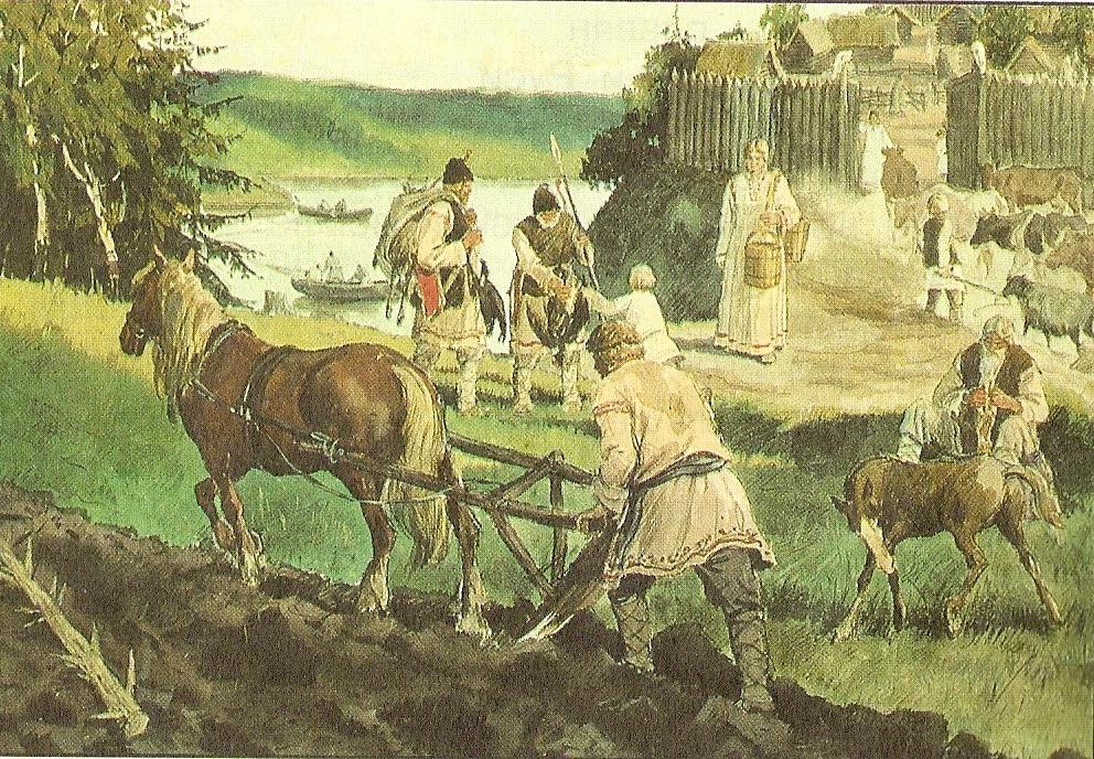 Доклад про скотоводство в древности 3030