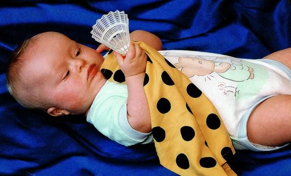 Моника Али Ребенок в первый год жизни, Лечебная и коррекционная педагогика