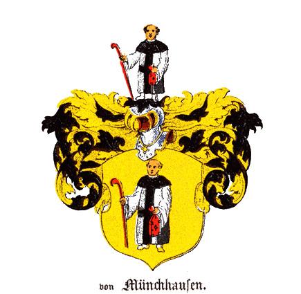 герб Мюнхгаузенов