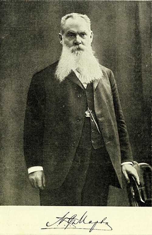 Адольф Федорович Маркс. Фотография начала 1900-х годов